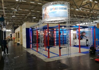 OriginalWorkout Sonderanfertigung Functional Tower Sport Thieme FIBO 2018