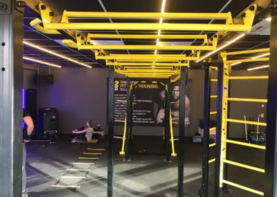 OriginalWorkout Custom Design Tower Fitnessland Hamburg