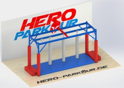 1_HERO PARKOUR GAMES_Rocking_Pillars