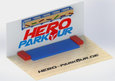 1_HERO_PARKOUR_GAMES_Climbing_Wall