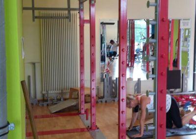 2. 1. Wallmounted rack
