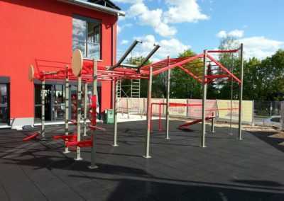 2. OriginalWorkout Outdoor Tower FitnessLife
