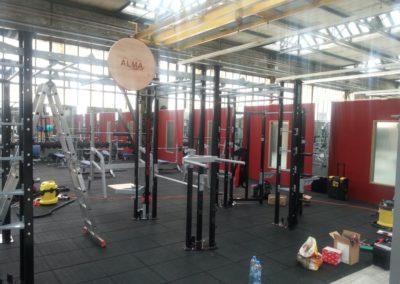 OriginalWorkout Sonderanfertigung Functional Fitnessstudio Alma Sport