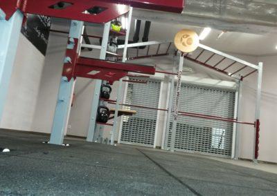 OriginalWorkout Sonderanfertigung Functional Fitnessstudio BeFit Prag