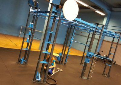OriginalWorkout Sonderanfertigung Functional Tower HelloFit Fitnessstudio