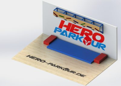 2_HERO_PARKOUR_GAMES_Climbing_Wall