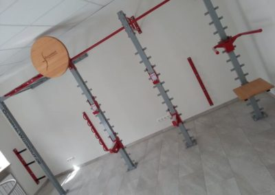 3. OriginalWorkout Custom design Wallmounted Bad Reichenhall Fitness