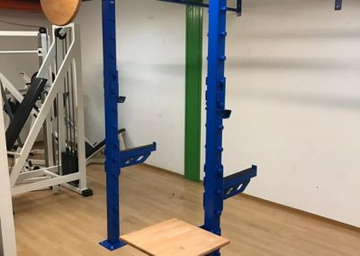 3. OriginalWorkout Wallmounted Rack Austria
