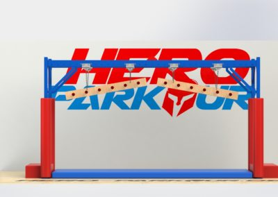 4_HERO_PARKOUR_GAMES_Station_Moving_Rock