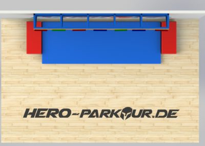 5_HERO_PARKOUR_GAMES_Climbing_Wall