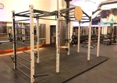 OriginalWorkout Sonderanfertigung Functional Tower Holmes Place Prag