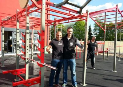 7. OriginalWorkout Outdoor Tower FitnessLife