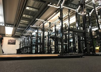 OriginalWorkout Custom Double Racks Heldenhalle Stuttgart