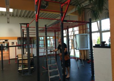 OriginalWorkout Sonderanfertigung Functional Fitnessstudio Bietigheim