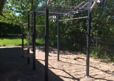 OriginalWorkout Outdoor Tower CleverFit