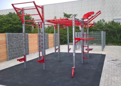 OriginalWorkout Outdoor Tower CleverFit Bersenbruck