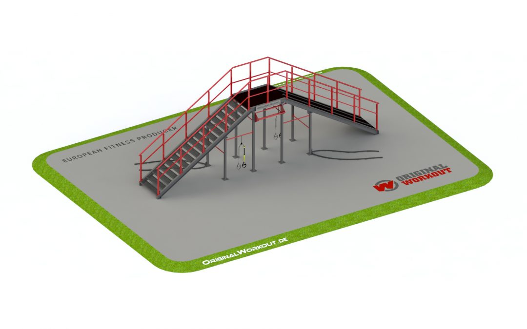 A training functional towers for firefighters 1