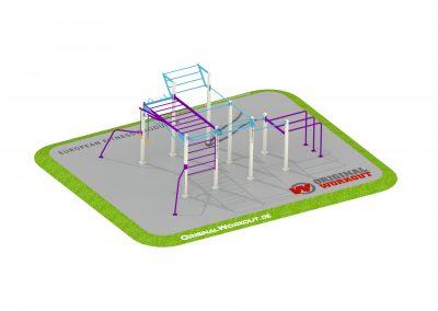 Street workout park 3