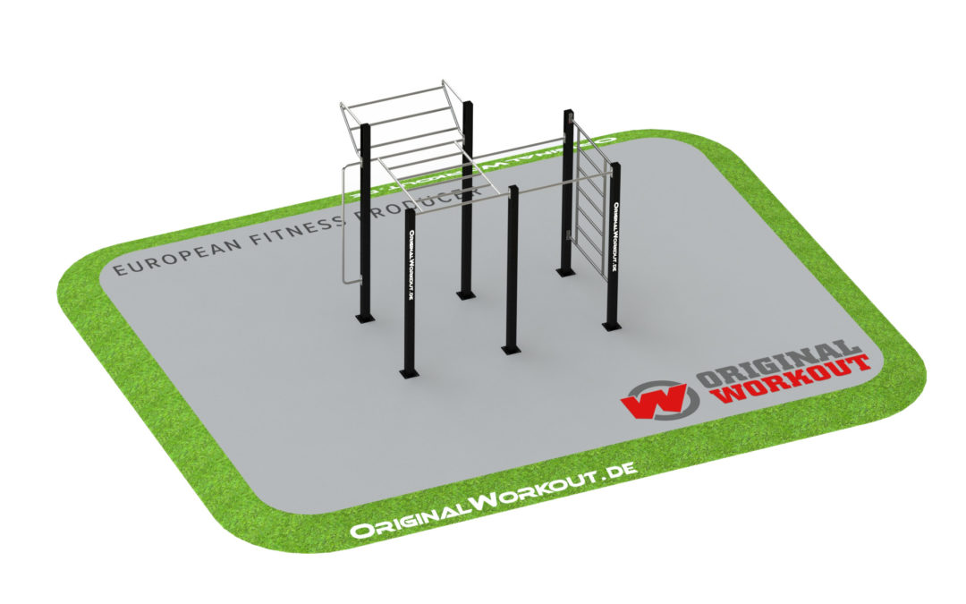 Street workout stainless steel 1